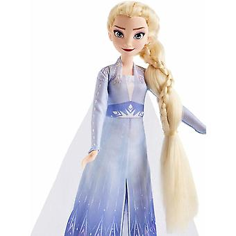 Disney Frozen 2 Docka Elsas Transformation With 2 Outfits And 2 Hair Styles