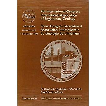 7th International Congress International Association of Engineering G