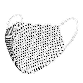 A prueba de polvo suave y transpirable lavable al aire libre, impresión máscara de la boca