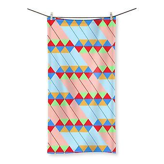 Pattern 45 beach towel