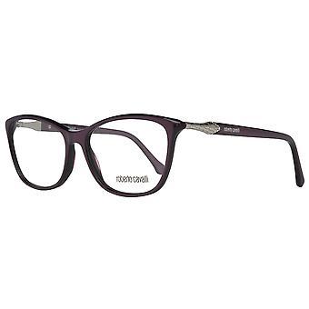Roberto Cavalli Purple Women Optical Frames