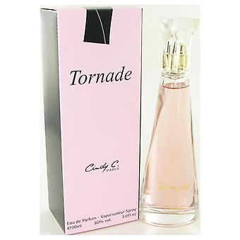 Tornade by Cindy C. Eau De Pafum Spray 3 oz / 90 ml (Women)
