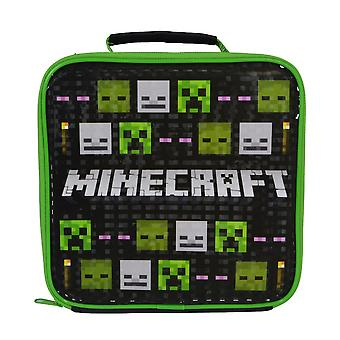 Minecraft Square Lunch Bag