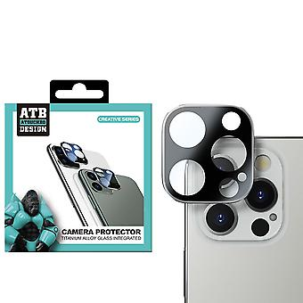 iPhone 12 Pro Max Black Camera - Screenprotector Lens ATB