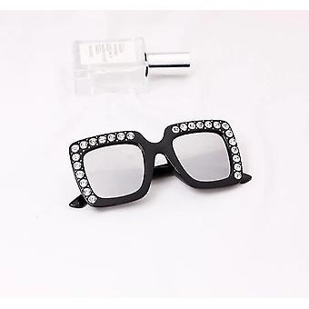 Kare Güneş Gözlükleri Okulary Oculos De Sol Feminino