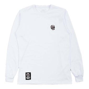 Scramble Skabuki Long Sleeve T-Shirt  White