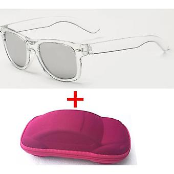 Anti-uv, Coating Lens, Protection Sunglasses With Case And