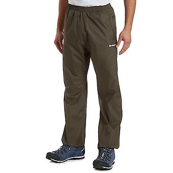 Peter storm menns Pakkvennlig backpacking fotturer bukser khaki