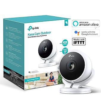 TP-LINK (KC200) Kasa Cam Câmera de Vigilância Sem Fio Ao Ar Livre UK Plug