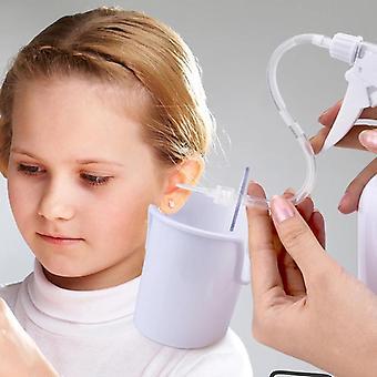 500Ml ear wax irrigation ear cleaner washing kit ear care earwax removal tool