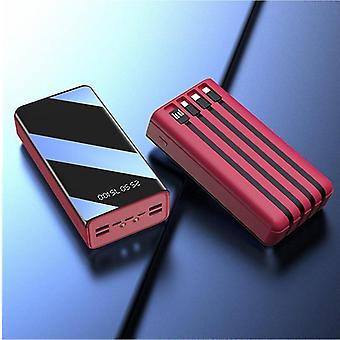 100000mah Typec Micro Usb Fast Charging Powerbank