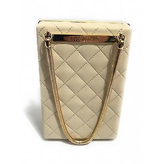 Женская сумка Clutch Love Moschino Nappa Quilted Col. Слоновая кость Bs18mo15