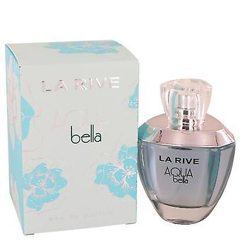Aqua Bella Eau De Parfum Spray av La Rive 3.3 oz Eau De Parfum Spray