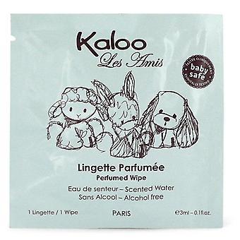 Kaloo Les Amis Pefumed Wipes By Kaloo 0.1 oz Pefumed Wipes