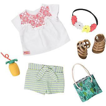 Our generation fashion fiesta deluxe outfit set