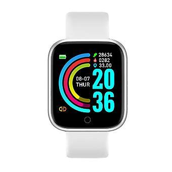 Smart Bracelet Sports Fitness Blood Pressure Heart Rate Message Reminder Watch
