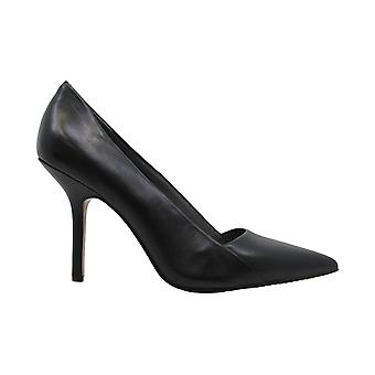 Vince Camuto Womens Novalla Leather Pointed Toe Classic Pumps
