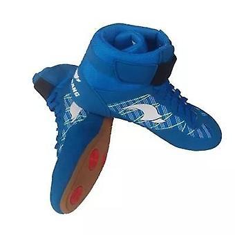 Γυμναστήριο αθλητικές μπότες πάλης, επαγγελματικά παπούτσια εγκιβωτισμού, αθλητικά παπούτσια εργαλείων,