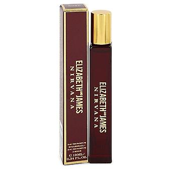 Nirvana rose mini edp roller ball pen by elizabeth and james 543859 10 ml