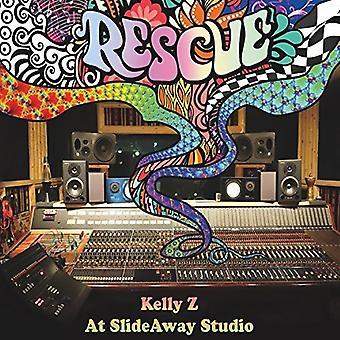 Kelly Z - Rescue [CD] Etats-Unis importation