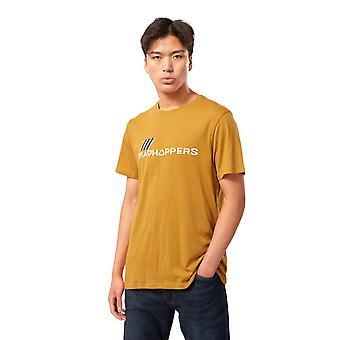 Craghoppers Miesten Mahtava Lyhythihainen Graafinen T-paita
