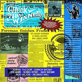 Glen Brown - kontrollere vinder [Vinyl] USA importen