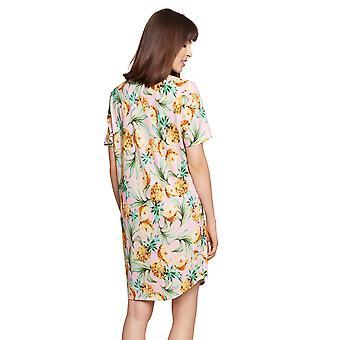 Rösch New Romance 1213077-16546 Women's Pineapple Cotton Nightdress