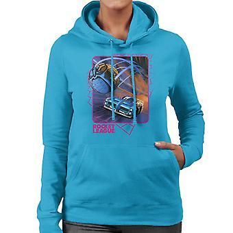 Rocket League Dominus Women&s Sweatshirt med huva