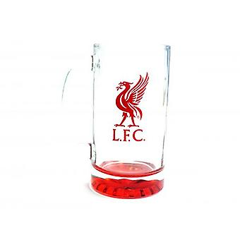 Liverpool FC Stein pint lasi