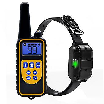 Dog training collar anti-barking pet  training  electric shock training aids