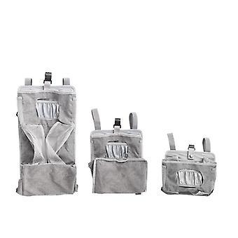 Sac de rangement pour lit d'enfant, sacs suspendus multifonctionnels