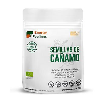 Hepmp Seeds with Shell Eco Doypack 200 g