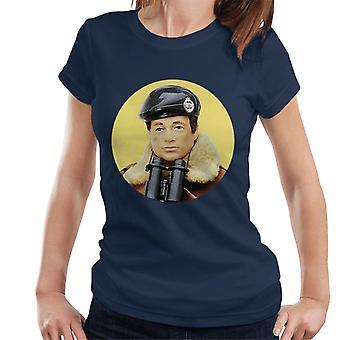 Action Man Vintage Soldat Kvinnors T-Shirt