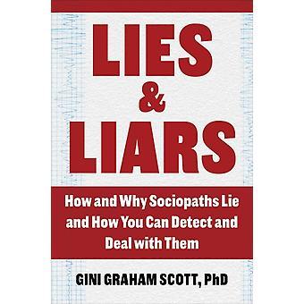 Lögner och lögnare av Gini Graham Scott