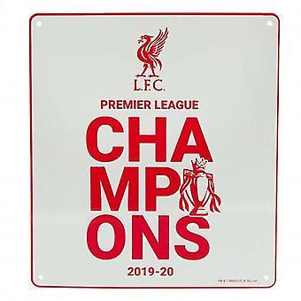 Liverpool FC Valioliigan Mestarien ovimerkki