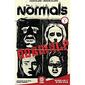 The Normals Vol. 1: Same As It Ever Was by Adam Glass (Paperback, 2018)