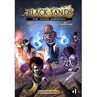 Black Sands, die sieben Königreiche, Band 1