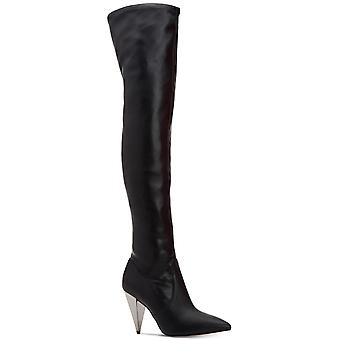 BCBGeneration Womens Anela Spike Over-The-Knee Boots