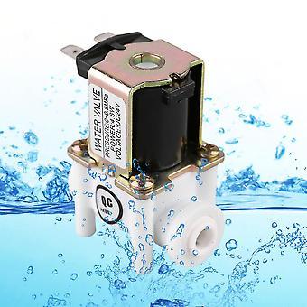 24v 1/2 «Électrovanne Vanne magnétique Dc N / c Interrupteur d'écoulement d'entrée d'eau