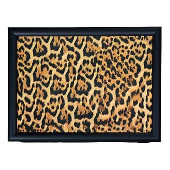 Lap cushion Leopard