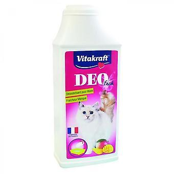 Vitakraft Deodorant Mango Cat Litter Powder 375 G