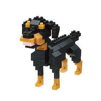Rottweiler (Nanoblocs) Figure