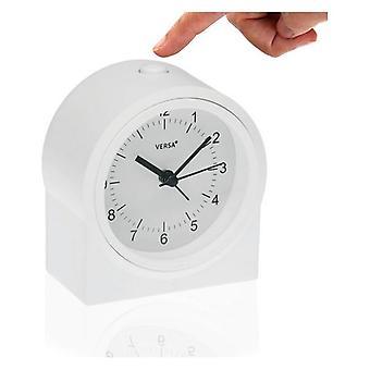 Wekker Kunststof (6,1 x 11,2 x 10,2 cm)