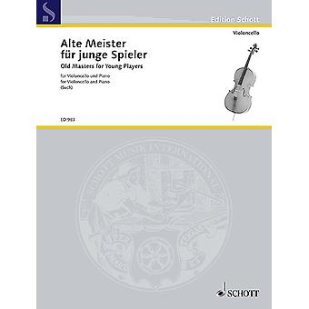 Old Masters For Young Players Cello And Piano 9783795795764
