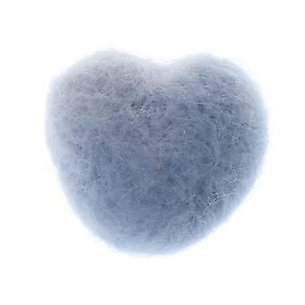 Woolen Heart Newborn Heart Shape Stuffed