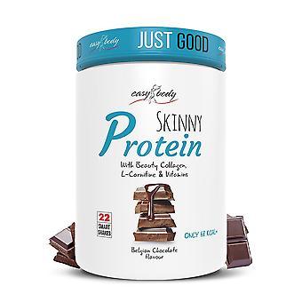 مسحوق بروتين نحيف سهل الجسم للنساء مع الكولاجين - 450g