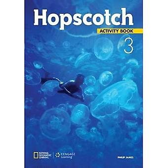 Hopscotch 3: Activity Book with Audio CD