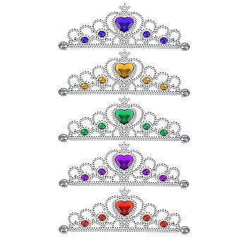 Child Kids Girl Hair Accessories Tiaras Crowns Princess Headbands Cosplay