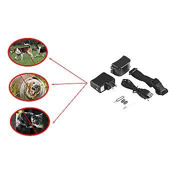 Automatische no-belling Control Anti Bark Dog Shock Collar Wiederaufladbar Wasserdicht