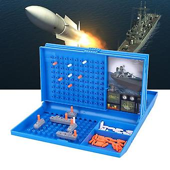 Interactive Strategy Naval Battle Game